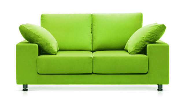 Upholstery Cleaning Steam Green